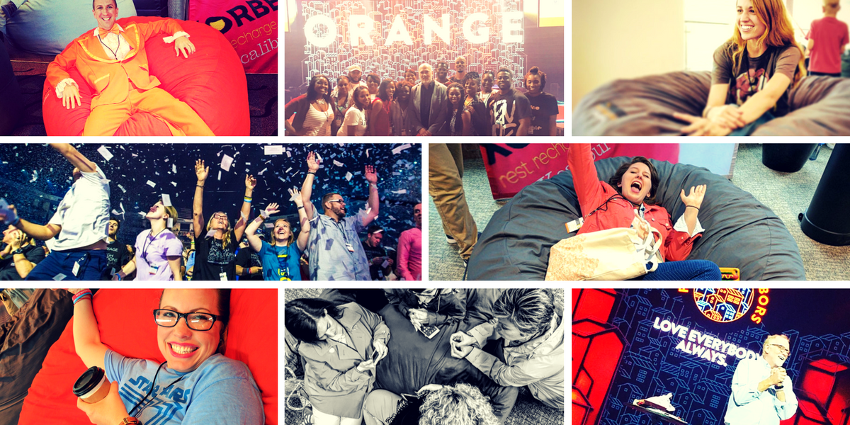 8 Things We Learned at Orange Conference