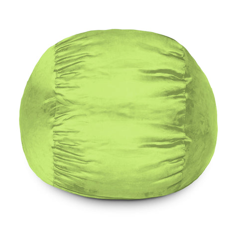 3-Foot Foam-Filled Bean Bag Chair
