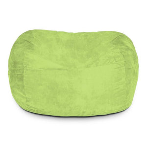 5-Foot Foam-Filled Bean Bag Chair