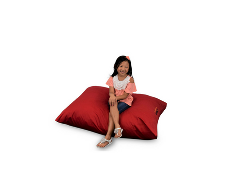 4-Foot Foam-Filled Bean Bag Pillow