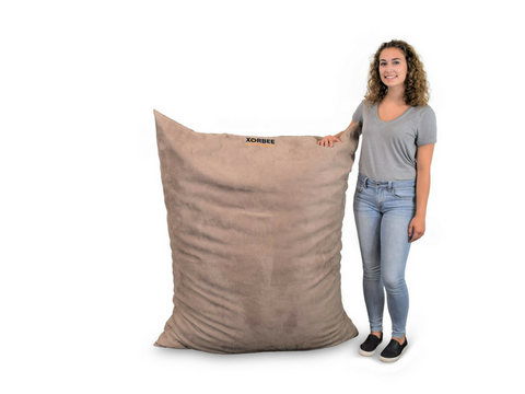 5-Foot Foam-Filled Bean Bag Pillow