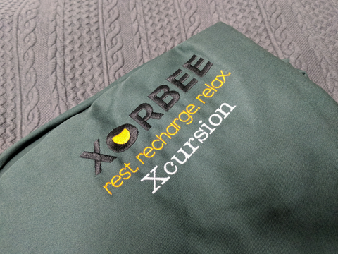 Cover for 7-Foot Xorbee Xcursion Foam-Filled Chair