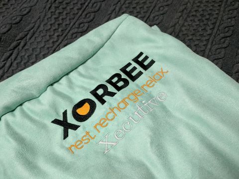 Cover for 5-Foot Xorbee Xecutive Foam-Filled Chair