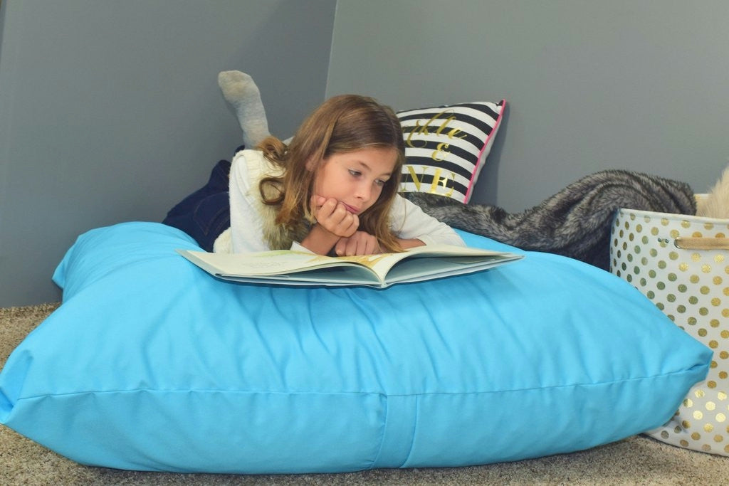 4 Foot Foam Filled Bean Bag Pillow