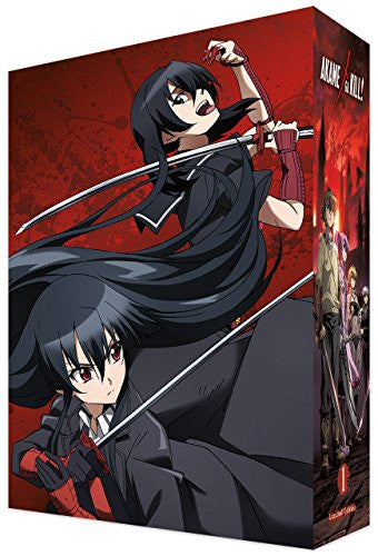 Akame ga Kill! Collection 1 Premium Box Set - Sentai Filmworks - anime - 4