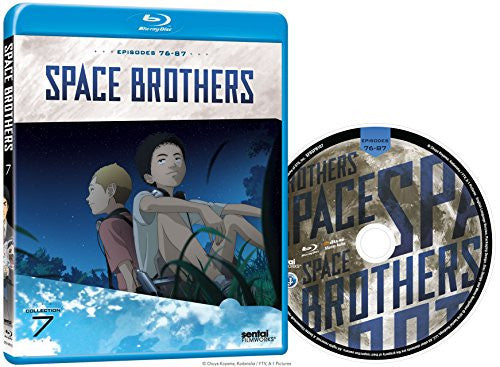 Space Brothers Collection 7 - Sentai Filmworks - anime - 2