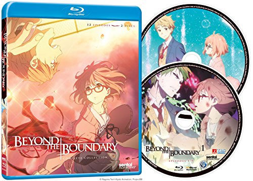 Beyond the Boundary Complete Collection - Sentai Filmworks - anime - 2