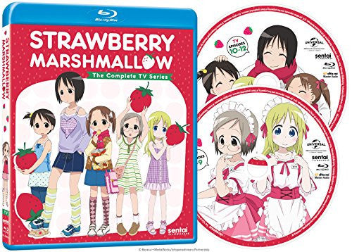 Strawberry Marshmallow Complete Collection - Sentai Filmworks - anime - 2
