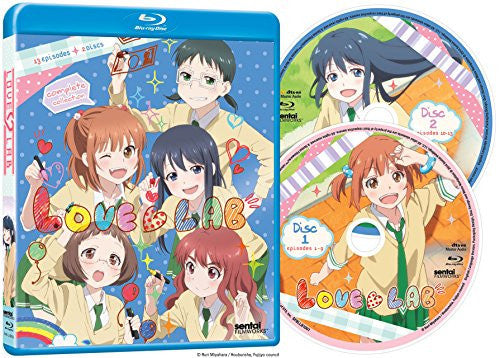 Love Lab Complete Collection - Sentai Filmworks - anime - 7