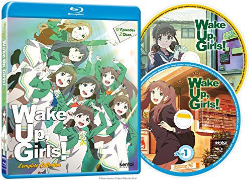 Wake Up, Girls! Complete Collection - Sentai Filmworks - anime - 2