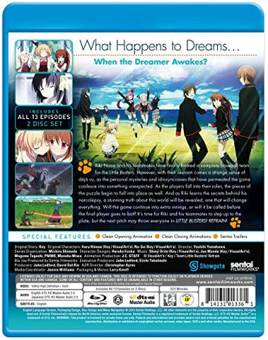 Little Busters! Refrain Complete Collection - Sentai Filmworks - anime - 3