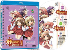 Hidamari Sketch X 365 Complete Collection - Sentai Filmworks - anime - 2