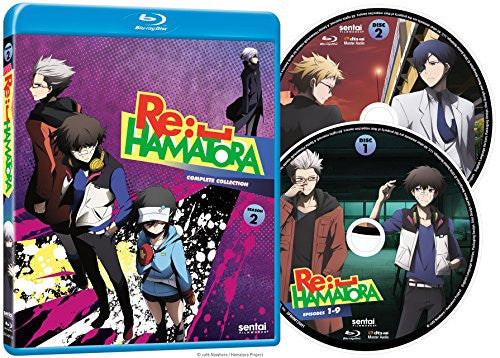 Re: Hamatora the Animation Complete Collection - Sentai Filmworks - anime - 4