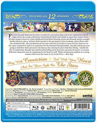 La Corda d'Oro Blue Sky Complete Collection - Sentai Filmworks - anime - 3