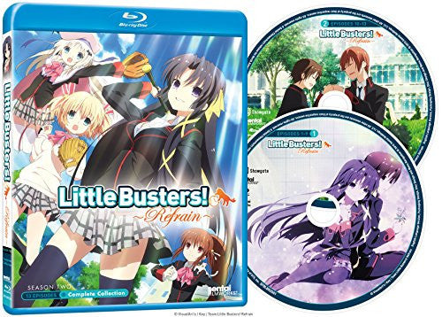 Little Busters! Refrain Complete Collection - Sentai Filmworks - anime - 2