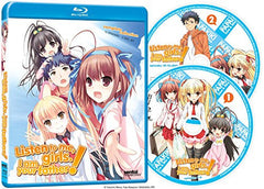 Listen To Me, Girls. I Am Your Father! Complete Collection - Sentai Filmworks - anime - 2