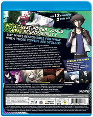 Re: Hamatora the Animation Complete Collection - Sentai Filmworks - anime - 2
