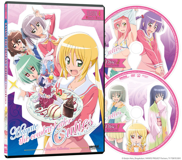 Hayate the Combat Butler: Cuties Complete Collection
