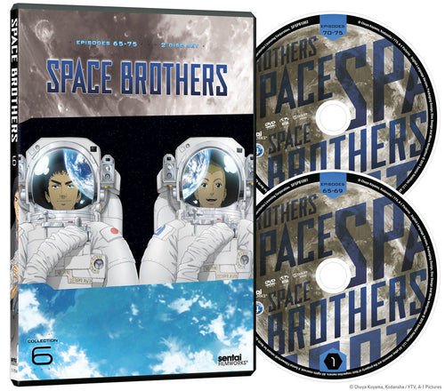 Space Brothers Collection 6