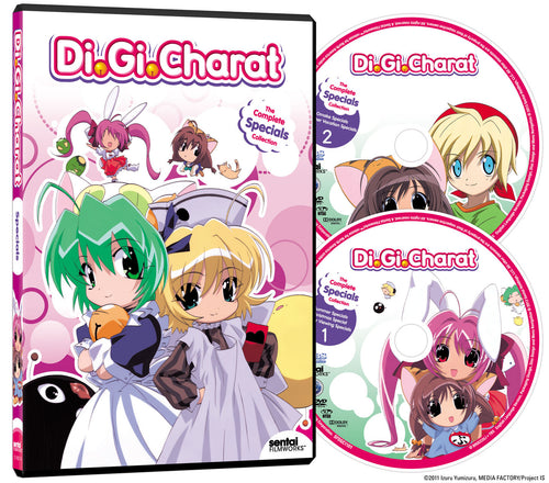 Di Gi Charat OVA Collection