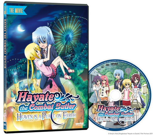 Hayate the Combat Butler: Heaven is a Place on Earth
