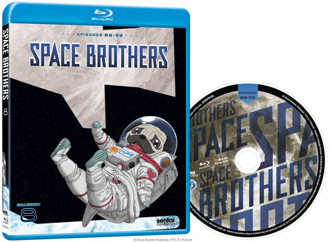 Space Brothers Collection 8