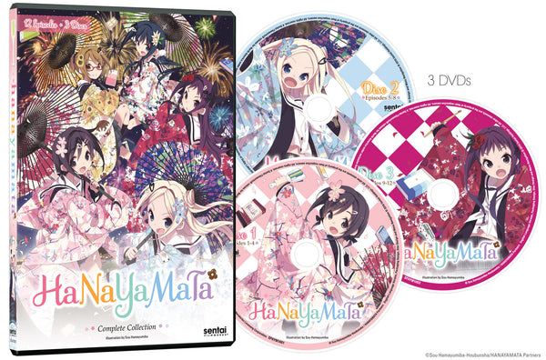 HaNaYaMaTa Complete Collection