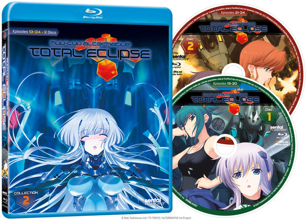 Muv-Luv Alternative: Total Eclipse Collection 2
