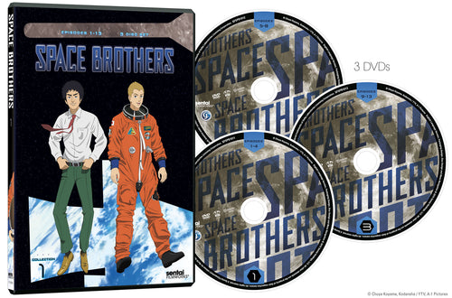 Space Brothers Collection 1