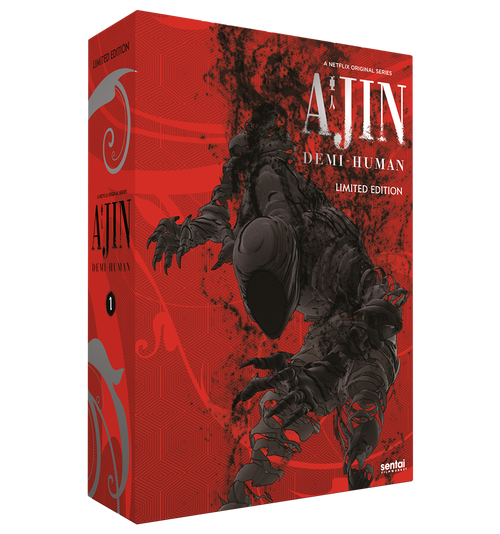 Ajin: Demi-Human Premium Box Set