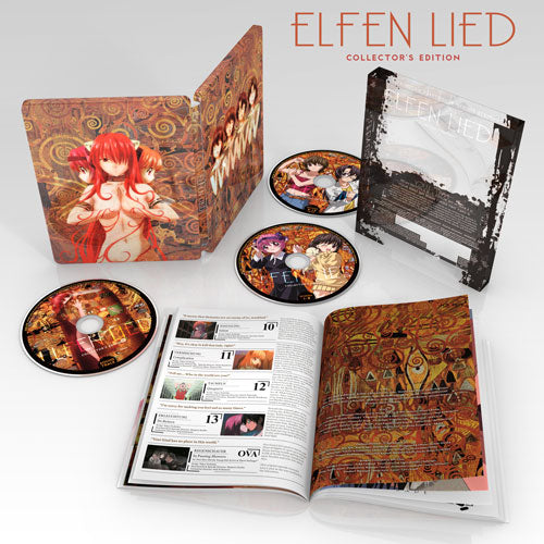 Elfen Lied Complete Collection [SteelBook Edition] Scene