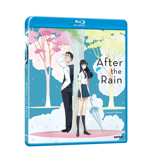 After the Rain Complete Collection Blu-ray Front Cover