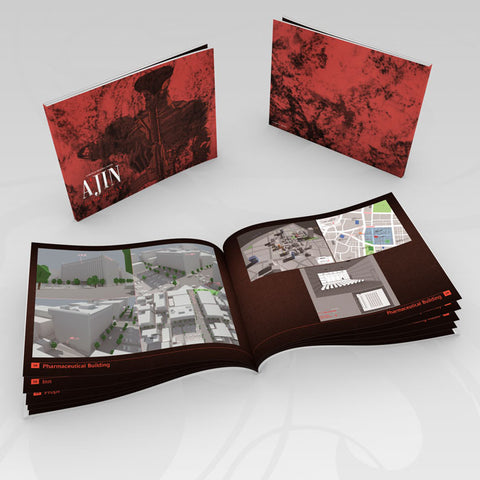 Ajin: Demi-Human Season 2 Premium Box Set Booklet
