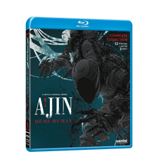 Ajin Complete Collection