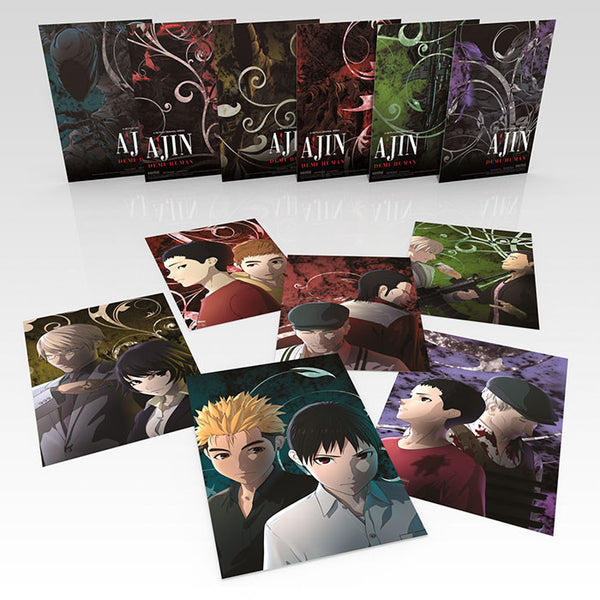 Ajin: Demi-Human Premium Box Set Art Cards