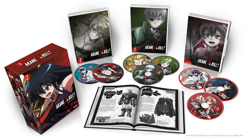 Akame ga Kill! Collection 2 Premium Box Set - Sentai Filmworks - anime - 2