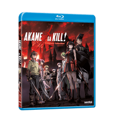 Akame ga Kill! Complete Collection