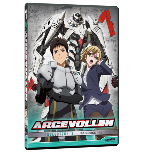 Argevollen Collection 1 DVD Front Cover