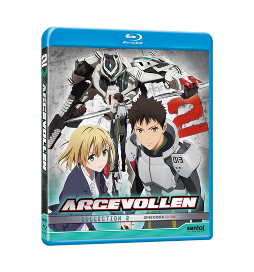 Argevollen Collection 2 Blu-ray Front Cover