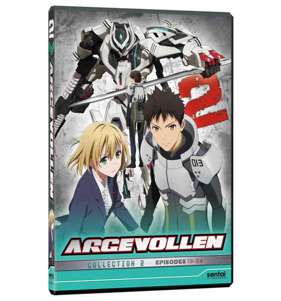 Argevollen Collection 2 DVD Front Cover