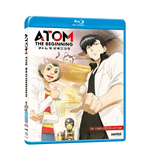 ATOM: THE BEGINNING Complete Collection Blu-ray Front Cover