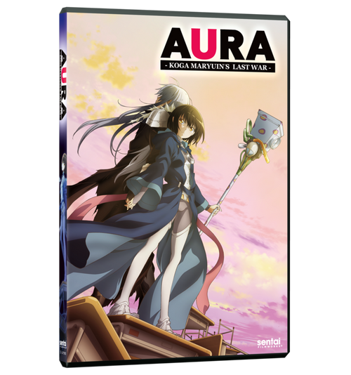 Aura DVD Front Cover