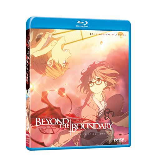 Beyond the Boundary Complete Collection