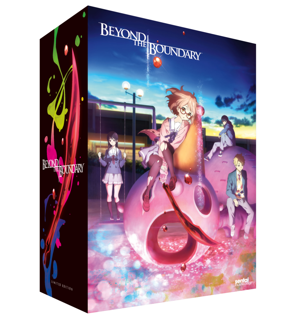 Beyond the Boundary Premium Box Set