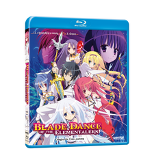 Blade Dance of the Elementalers Complete Collection