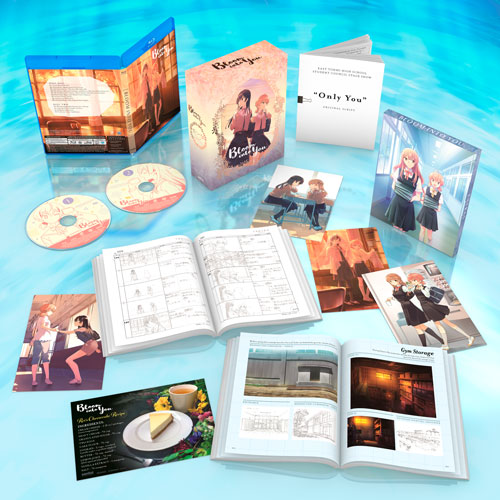 Bloom Into You Premium Box Set Scene