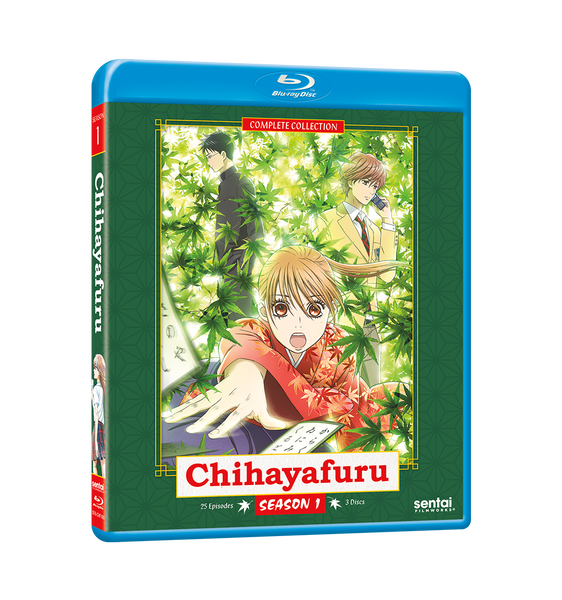 Chihayafuru Complete Collection