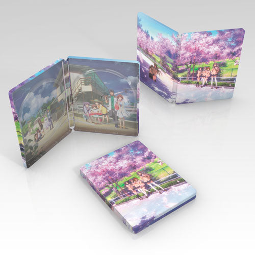 CLANNAD Complete Collection [SteelBook Edition] Blu-ray Case
