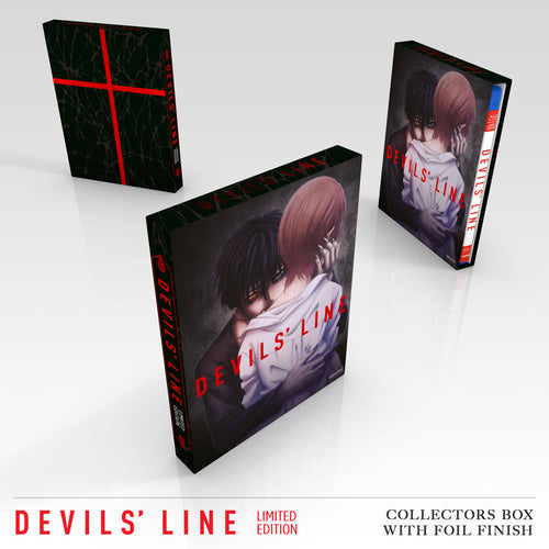 DEVILS' LINE Premium Box Set Design