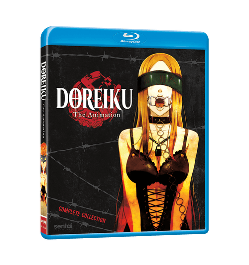 DOREIKU: The Animation Complete Collection Blu-ray Front Cover